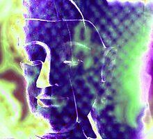 5684p Buddha by AnkhaDesh