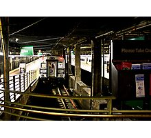 Grand Central Trains Photographic Print