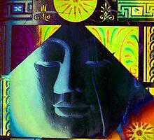 5718b Buddha by AnkhaDesh