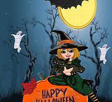 Happy Halloween  by Ann12art