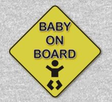 Baby on Board by rosadiazjara