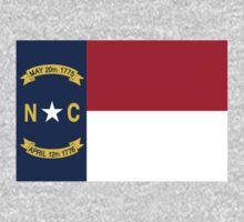 North Carolina Flag by cadellin