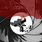 Tin Tin vs James Bond by LucyOlver