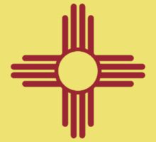 New Mexico Flag by cadellin