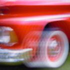 Chevrolet truck Gingin Jive spin by Melissa Moffat