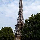 Eiffel Tower, Paris by Scott Lyons