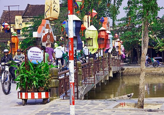 Bridge To Hoi An by phil decocco