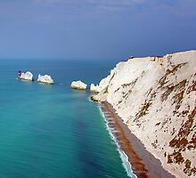 The Needles - I.O.W. by Colin J Williams Photography