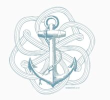 Anchor of the soul by captinNorm