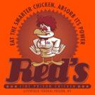 Red's Prison Chicken by Blueswade