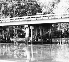 Parker Lake Bridge Wade Vancleave Road by sandrahwhitley