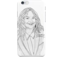 Amy Poehler iPhone Case/Skin