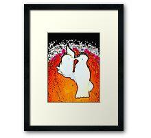 Love Birds II  Framed Print