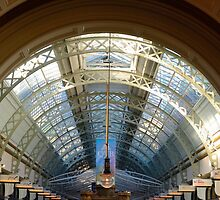 Glass Ceiling by John G Keogh