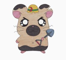 Boss from Hamtaro by lindypie