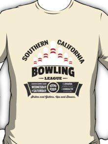 Southern California Bowling League T-Shirt
