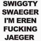 Swiggty Swaeger by cplravioli