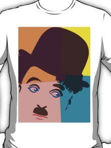 Charles Chaplin, Charlot T-Shirt