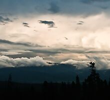 Storm Sky 2 by Audrey Farber