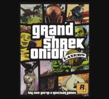 Grand Shrek Onion T-Shirt
