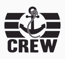 Crew Logo Design by Style-O-Mat