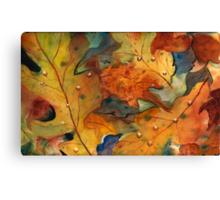 Autumn Embraces You Canvas Print