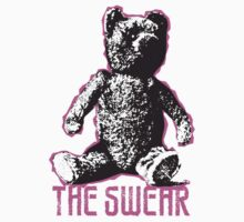 The Swear - Swear Bear Kids Clothes