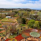 Floriade from above by Cameron B