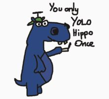 YOLO Hippo by LusciousSeaL
