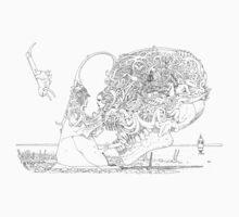 Moebius / Jean Giraud by lako