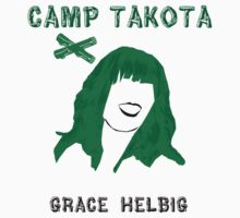 Camp Takota - Grace Helbig by RichardJBurn