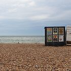 Brighton Beach 1 by Adam Wain