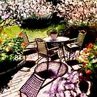 "Dal mio giardino by Belinda ""BillyLee"" NYE (Printmaker)"
