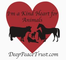 I'm a Kind Heart for Animals by Andrew Einspruch