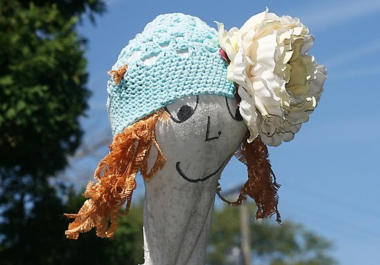 Hats Off to Gardeners by Monnie Ryan