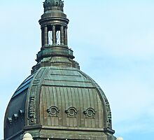Basilica of St. Mary Minneapolis by GivenToArt