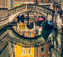 Reflections of Orseolo by Andy Parker