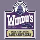 Windu's Old Republic Banthaburgers by nikoby