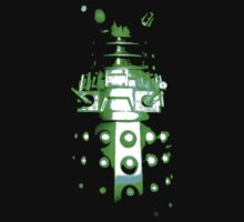 Dalek Alpha – Green by Steven Miscandlon