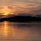 Norris Lake Sunrise by photodug
