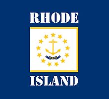 Smartphone Case - State Flag of Rhode Island IX by Mark Podger