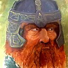 Gimli by Hilary Robinson