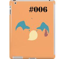 006 Charizard iPad Case/Skin