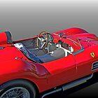 1959 Dino Ferrari 196S by DaveKoontz