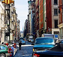 NYC Streets by dhyman