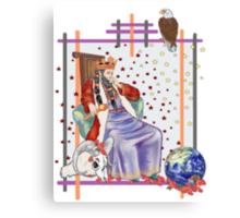 The Tarot Emporer  Canvas Print