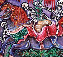 Circo De Los Muertos by Laura Barbosa