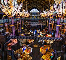 Animal Kingdom Lodge by Brett Kiger