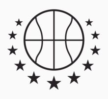 Basketball Stars Logo Design by Style-O-Mat