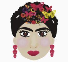 Frida Khalo  Kids Clothes